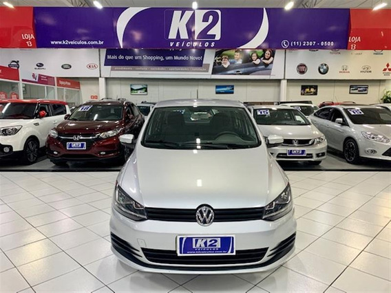 Volkswagen Fox 1.6 Msi Trendline 8v Flex 4p Manual 2015/2016
