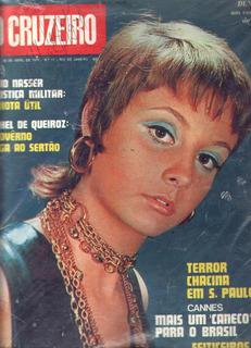 O Cruzeiro 1971.terrorismo Em Sp.amazônia.rachel De Queroz