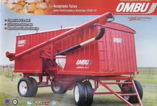 Tolva Para Fertilizante Y Semilla Auto Descargable
