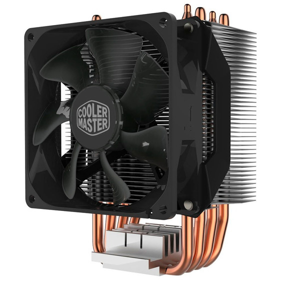 Cooler Hyper H412r Preto Sem Led - Cooler Master Novo