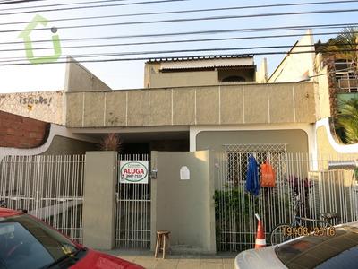 Casa Com 06 Quartos No Centro De Nova Iguaçu.