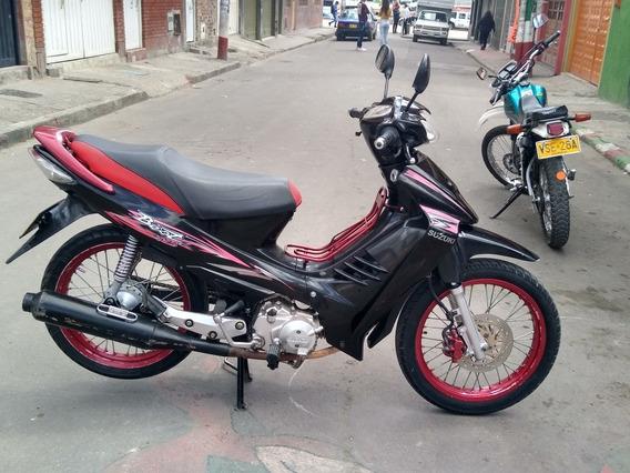 Moto Suzuki Best 125cc