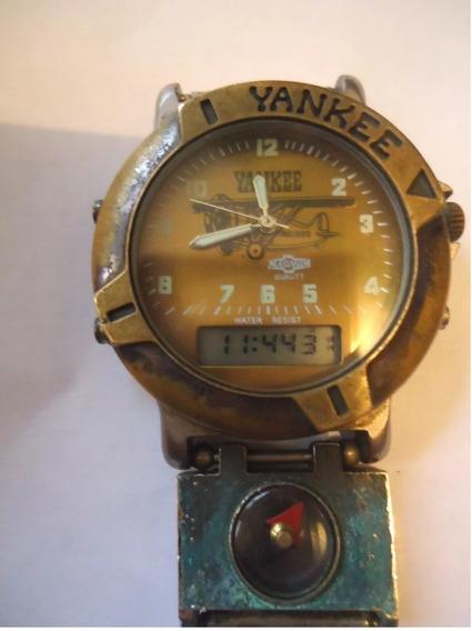 Relógio Yankee Street ** Leia A Descrição***