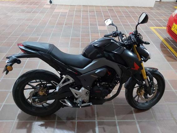 Honda Cb190r Como Nueva