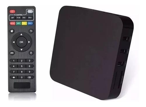 Smart Tv Box Conversor Android Hdmi Wifi 4k