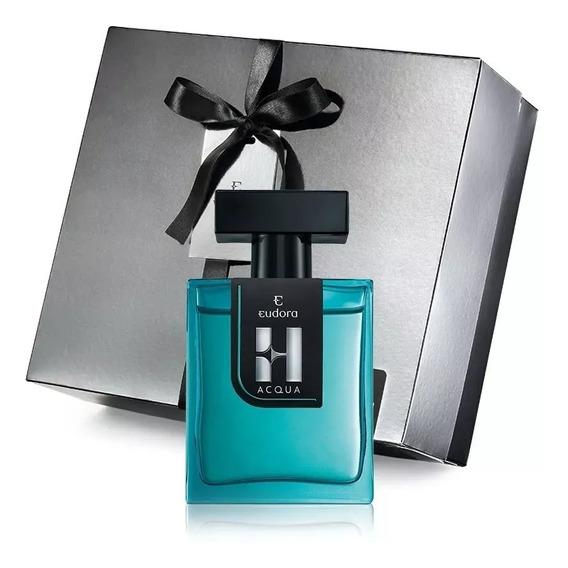 Perfume Eudora H Acqua 100ml Lançamento Masculino