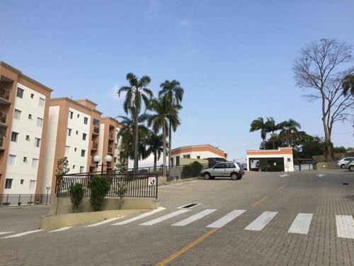 Imagem 1 de 12 de Apartamento - 02 Dormitórios - Condomínio Costa Do Sol - Jd. Sábia - Cotia - Sp. - 231405v