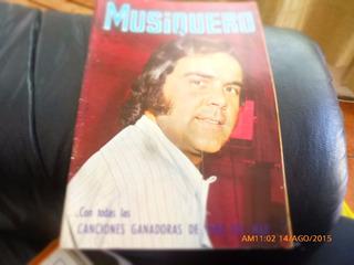 Revista El Musiquero N° 210 Canciones Ganadoras De Vi(482