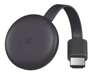 Google Chromecast 3 Generacion Smart Tv Fuente Original