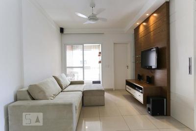 Apartamento No 6º Andar Mobiliado Com 1 Dormitório E 2 Garagens - Id: 892932075 - 232075