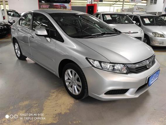 Honda Civic 1.8 Lxs 16v Flex 4p Automático 2014/2015