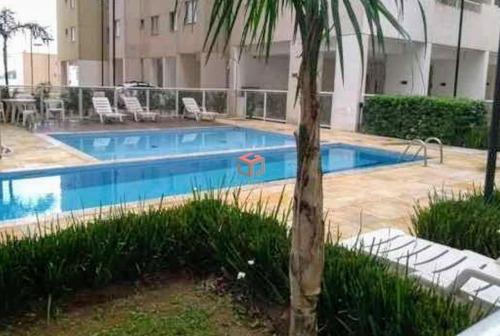 Apartamento À Venda, 2 Quartos, 1 Vaga, Centro - São Bernardo Do Campo/sp - 82194