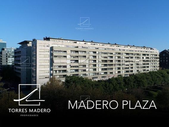 Madero Plaza - 3 Dormitorios 160 M2 En Alquiler Vista Abierta !!
