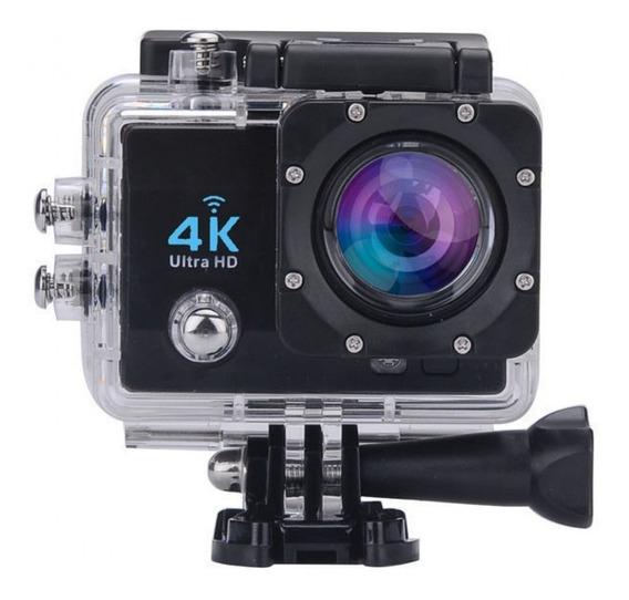 Câmera Ação 4k Pro Go Sports Radicais Full Hd Wi-fi Novidade