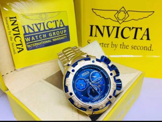Relógio Invicta Thunderbolt Vai Na Caixa Original