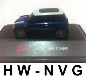 Malibu 1:87 Mini Cooper Escala Ho