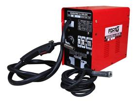 Máquina De Solda Mig130i Mig/mag Sem Abastecimento De Gás-fo