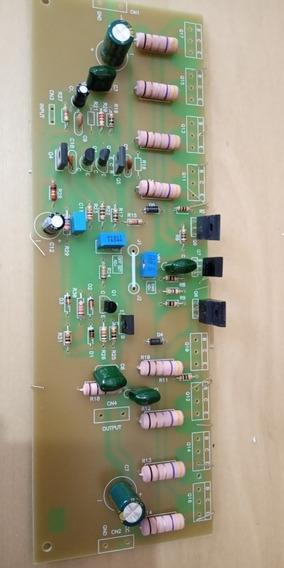 Amplificador 500w Kit Para Montar / Gradiente 366-1560