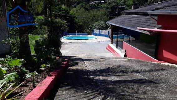 Oportunidade !!! Chácara Com 4 Dormitórios À Venda, 800 M² Por R$ 370.000 - Granja Urupês - Santa Isabel/sp - Ch0039