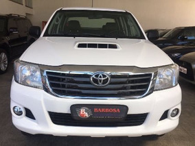 Toyota Hilux 3.0 Sr 4x4 Cd 16v Turbo Intercooler Diesel 4p