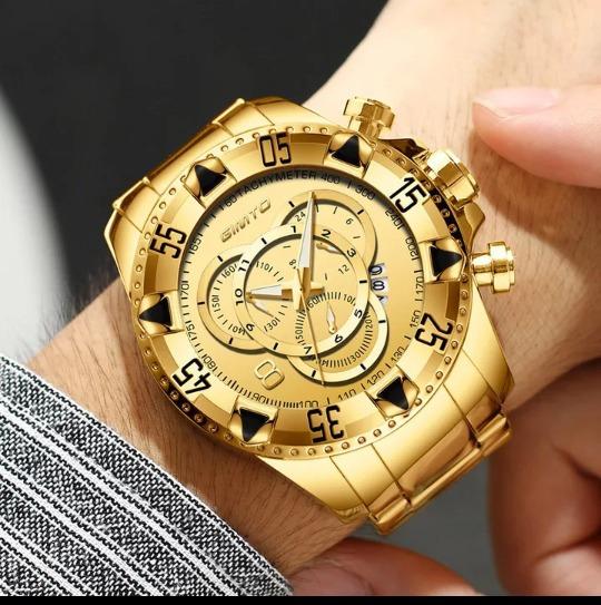 Relógios Masculino De Luxo