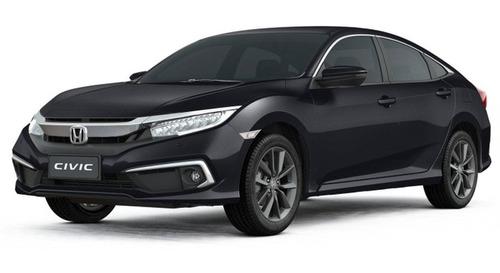 Imagem 1 de 9 de Honda Civic 2.0 16v Flexone Exl 4p Cvt