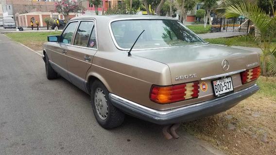 Mercedes Benz 280 Se Petrolero