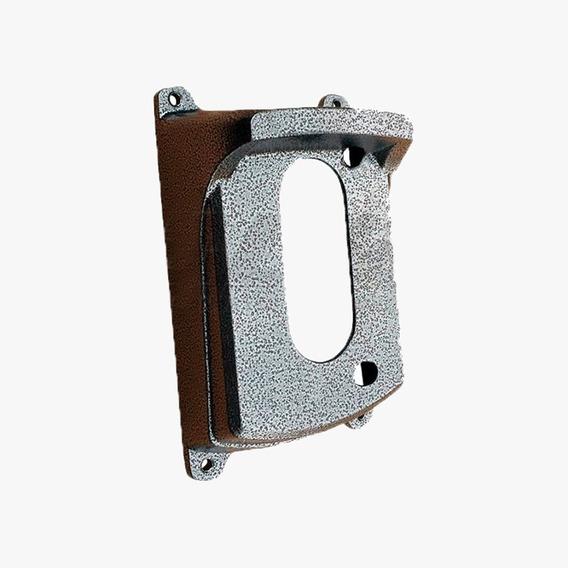 Protetor Externo Video Porteiro Intelbras Iv 4010 7010 Hs .