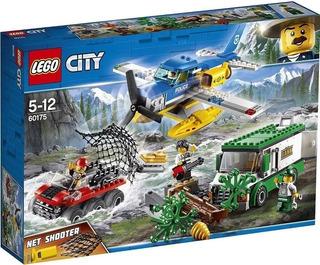 Lego City Robo En La Montaña Junto Al Rio 60175