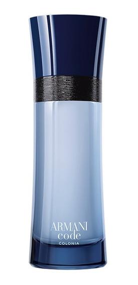 Perfume Armani Code Masculino Eau De Cologne 75ml