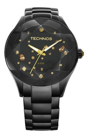 Relógio Technos Cristal 2039au1p