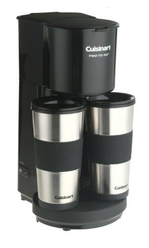 Cuisinart Ttg-500 Two-to-go Cafetera.