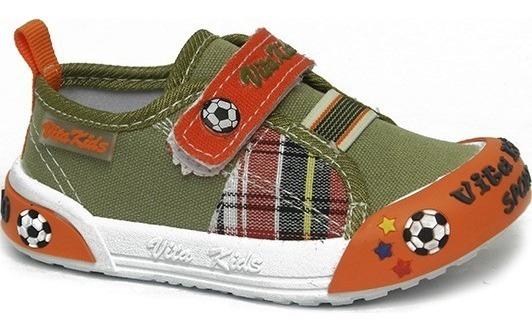 Zapatos Vita Kids | Niño Bebé Tallas 19-24 | Precio 15$, 20$