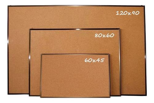 Imagen 1 de 1 de Tablero Corcho 45 X 60