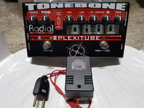 Pedal Radial Tonebone Plexitube - Fonte Original - Valvulado