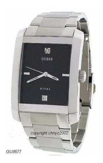 Relógio Guess Masculino De Aço Inoxidável Original G10150g