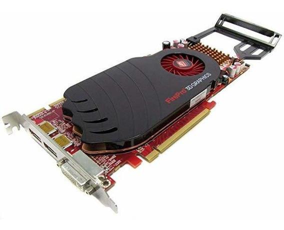 Hp Firepro V7750 1gb Pcie Graphics Card ©