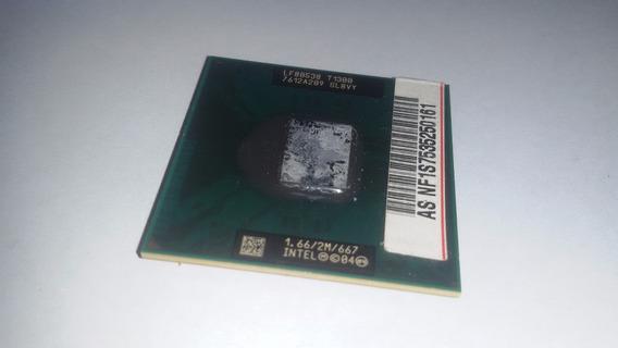 Processador Intel T1300 Para Notebook 1.66/2m/667