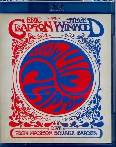 Clapton Eric & Winwood Steve - Live From New York Bluray