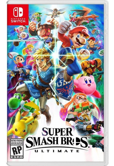 Game Nintendo Switch Super Smash Bros. Ultimate