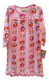 Pijama Camisón De Princesas Disney T4