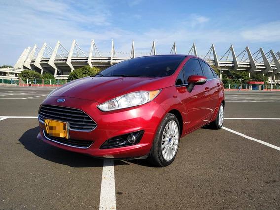 Ford Fiesta Titanium Sedan Automatico