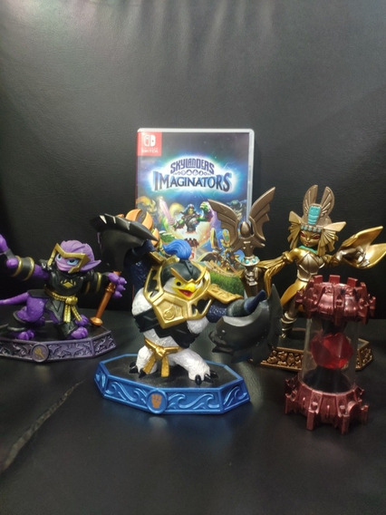Jogo Skylanders Imaginators Nintendo Switch
