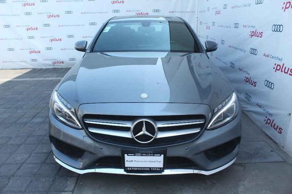 Mercedes-benz Clase C 2017 2.0 C 250