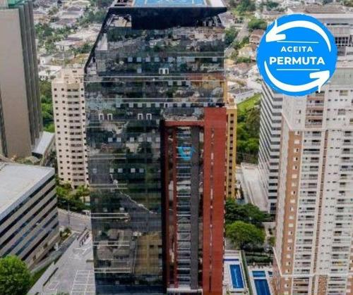 Imagem 1 de 15 de Sala À Venda, 50 M² Por R$ 375.950,00 - Alphaville - Barueri/sp - Sa0250