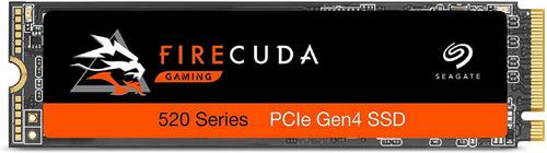 Seagate Firecuda 520 500gb Disco Ssd M.2 Pcie G4 5000 Mb/s