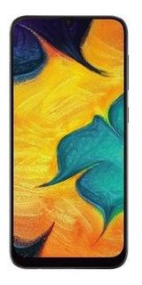Celular Samsung Sm-a350gzk Galaxy A30 Black 32gb