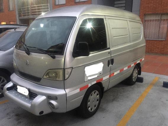 Camioneta Hafei Zhongyi Hfj63