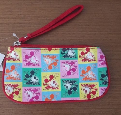 Clutch/ Estojo Mickey - Importado!