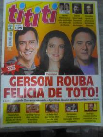 Revista Tititi. Ed. 633. 29/10/2010